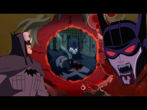 Самый жёсткий Бэтмен
