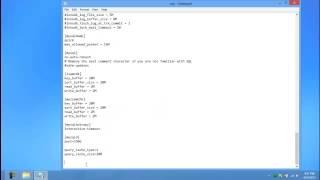 видео Beginners MYSQL Database Tutorial 1 # Download , Install MYSQL and first SQL query