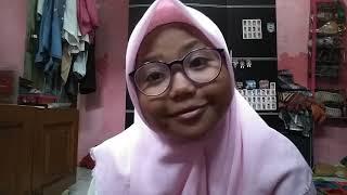 Tutorial hijab segi empat ); part 2(1)