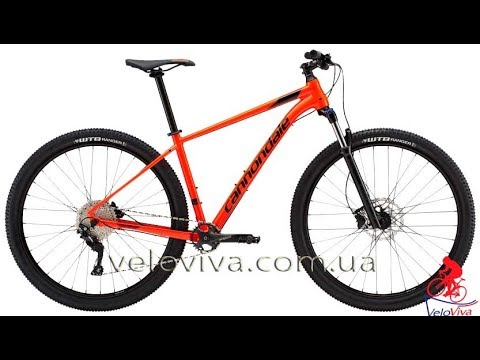 "Горный велосипед Cannondale Trail 5, 29"" (red). Веломагазин VeloViva"