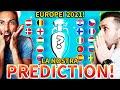 La NOSTRA PREDICTION‼️ Chi VINCERÀ gli EUROPEI EURO 2021⁉️🤔