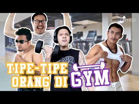 Tipe-Tipe Orang di Gym - CAMEO Feat. Verdy Bhawanta
