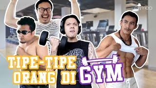 Tipe-Tipe Orang di Gym - CAMEO Feat. Verdy Bhawanta