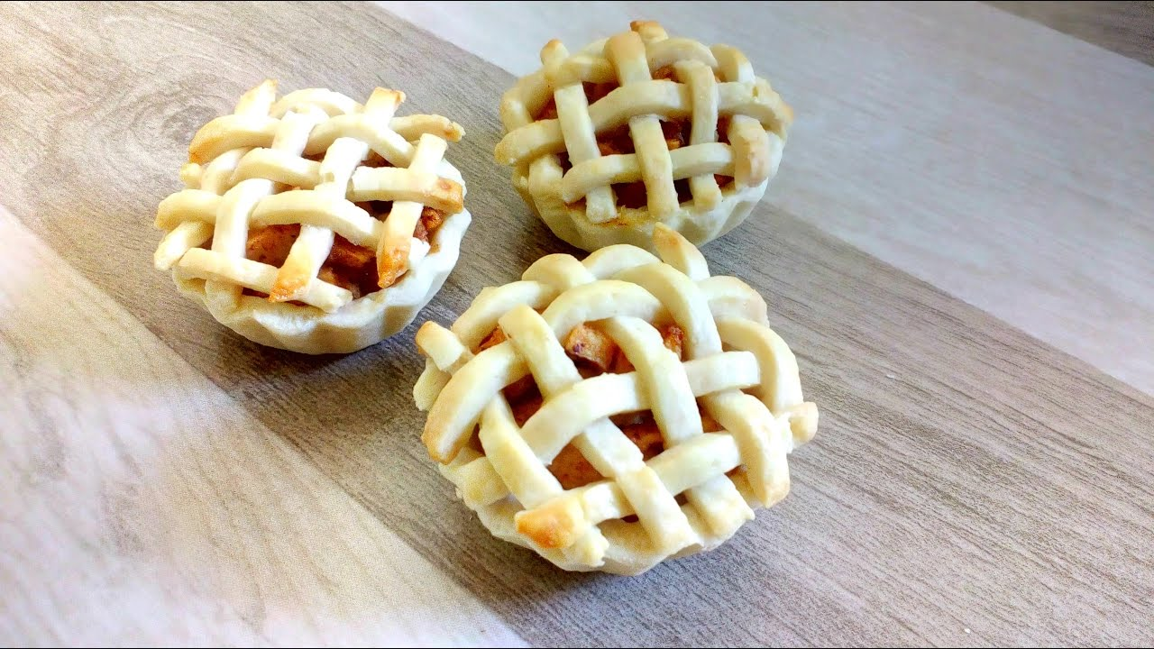 How to make apple pie at home by sanjeev kapoor