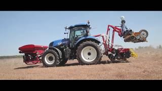 Agro Strip Till Liner - Uprawa Pasowa