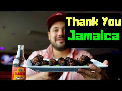 Jamaican Favorites In Miami - Jerk Chicken Wings, Beef Patties, And Coco Bread!
