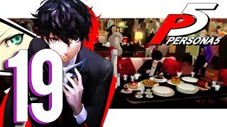 PERSONA 5 - Ryuji and I Show You How to Pig Out - episode 19
