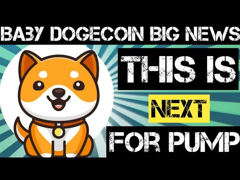 🤑Baby DogeCoin Big Pump Coming🤑| Baby Dogecoin Future | Cryptocurrency News Today