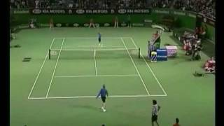 Ball boy vs Ball boy