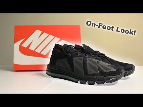 "unboxing-air-max-flair-se-""triple-black""-[sneaker-unboxing]"