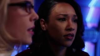 Olicity The Flash 4.08 - Part 1 Oliver Meets Earth-X Felicity