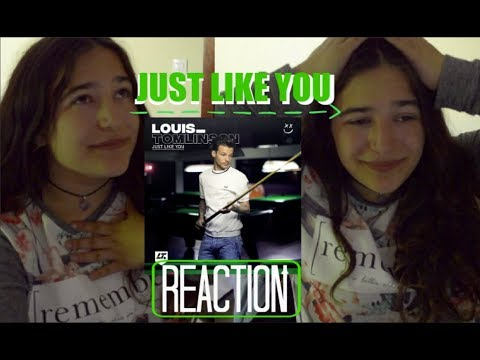 FAN REACTS TO JUST LIKE YOU || Louis Tomlinson