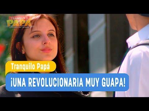 Tranquilo Papá - ¡Una revolucionaria muy guapa! - Santiago y Madonna / Capítulo 1