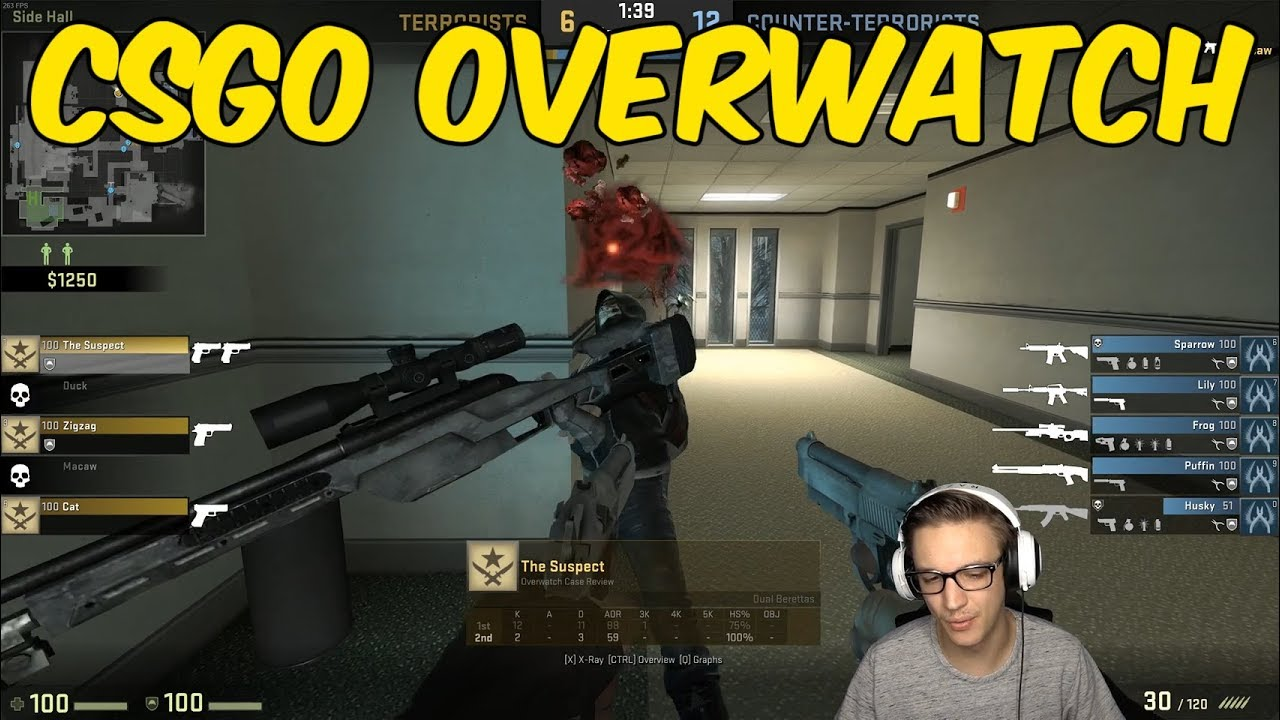 Dragonlore in Overwatch? - CSGO Overwatch - YouTube