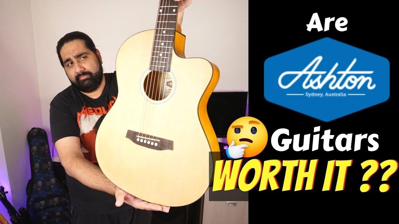 Are Ashton Guitars Good ? | Ashton D10C Review