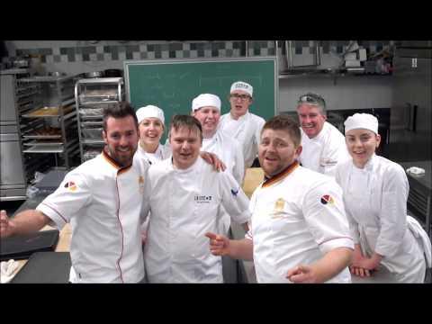 Germany's Wild Bakers at La Cité Collégiale (Ottawa, Canada)