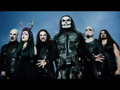 """Cradle of Filth interview Dani Filth about """"Dusk.. and Her Embrace: The Original Sin"""""""