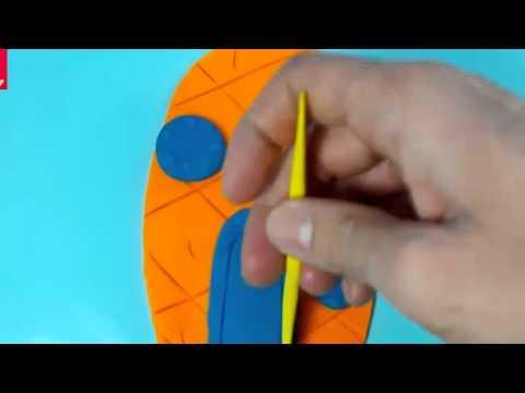 №17 Губка Боб Игрушки Спанч Боб. Новые серии 2014 года. Губка Боб. Игрушки для детей.