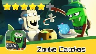 Zombie Catchers Day 10 Walkthrough TESLA GUN Recommend index five stars