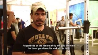 Jordan: Message for  Olympic #TeamRefugees