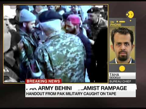 Breaking News: Pak Army behind Islamist rampage?