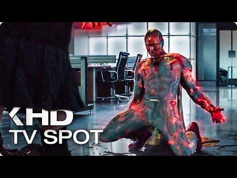 CAPTAIN AMERICA 3: Civil War TV Trailer 2 German Deutsch (2016)