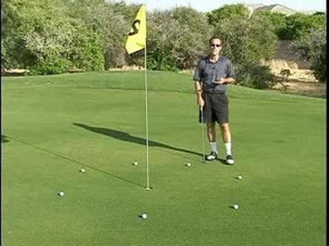 Golf Putting Instruction 3 Foot Putting Drill Youtube