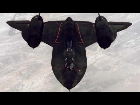 Lockheed SR 71 Blackbird • The World