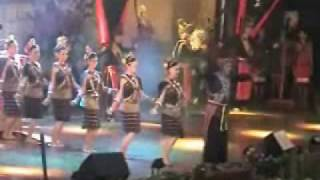 Kaamatan Songs & Traditional Dance - Video 2.wmv