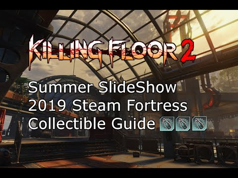 Killing Floor 2   Steam Fortress Collectibles (2019 Summer Update)