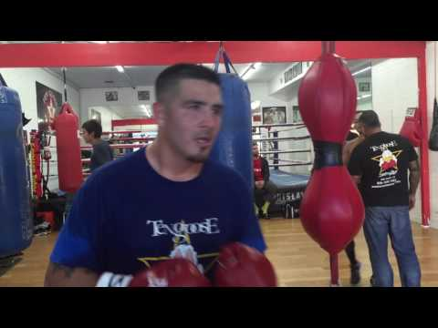 BRANDON RIOS AND RICKY FUNEZ ON MANNY PACQUIAO VS JESSIE VARGAS EsNews Boxing