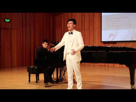 From Baroque to the 20th century- Franz western classical music concert 2015.1