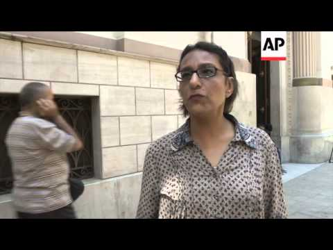 Egypt's stock exchange bounces back to health