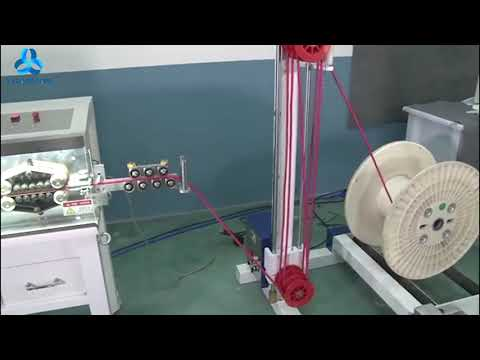 Yuanhan Cable Prefeeder Machines, Made In China