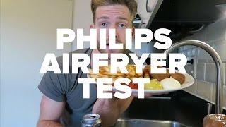 Philips Airfryer Test