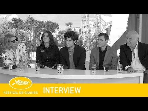 MAL DE PIERRES - Interview - EV - Cannes 2016