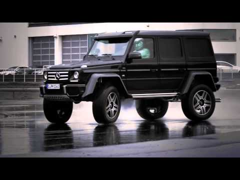 Mercedes benz g500 4 4 for Mercedes benz g wagon squared