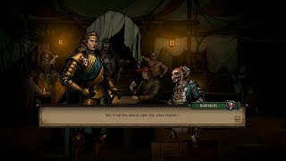 Thronebreaker: The Witcher Tales Barnabas Created A Sex Toy