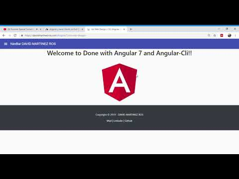 Angular and Java | David, a Full Stack Developer and Software Engineer