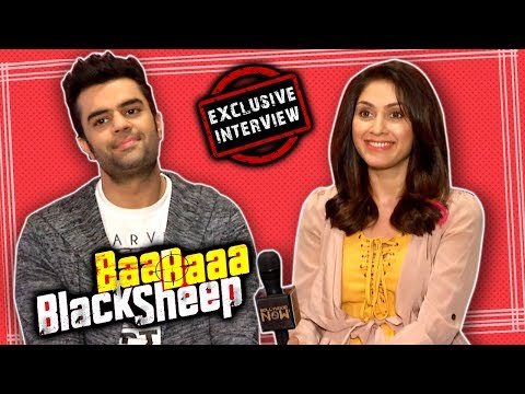 Manish Paul and Manjari Fadnis Exclusive Interview | Baa Baaa Black Sheep