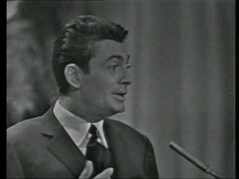 Jean-Claude Pascal sings