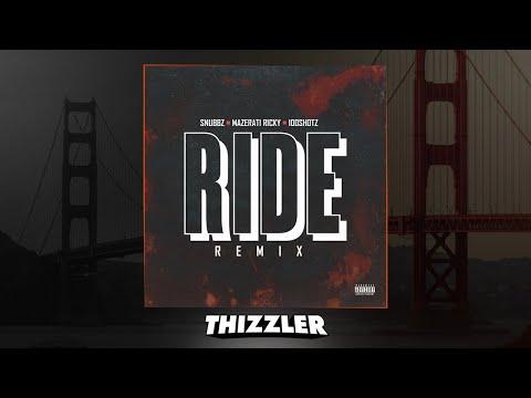 Snubbz x Mazerati Ricky x 100Shotz - Ride Remix [Thizzler.co