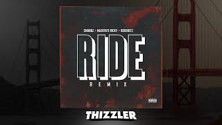 Snubbz x Mazerati Ricky x 100Shotz - Ride Remix [Thizzler.com Exclusive]