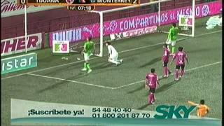 Xolos vs. Monterrey (1-2) Cuartos de Final Ida