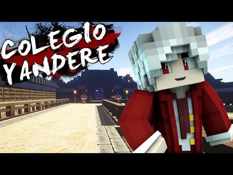 Colegio Yandere | UNA NUEVA CIUDAD (Historia en Minecraft) #1 | CILIO