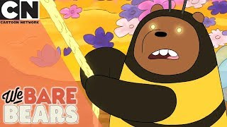 We Bare Bears | Demise by the Honey Pit | Cartoon Network