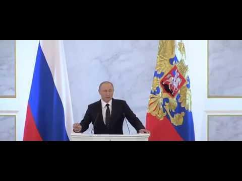 Владимир Путин Принял Ислам