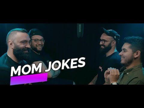 MOM JOKES CHALLENGE | Feat: #Φαμιλια