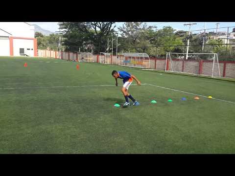 Entrenamiento de futbol 11