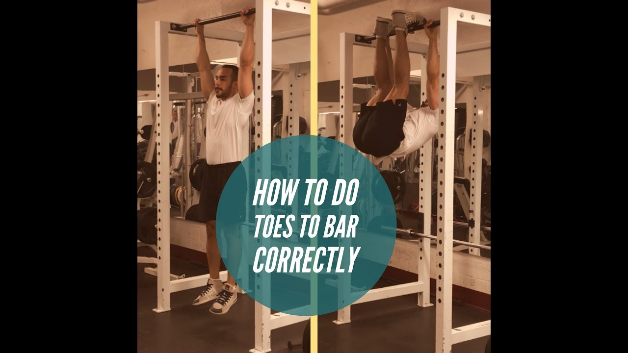 How to do the bar correctly 73